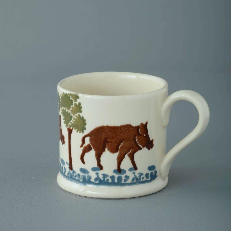 Mug Small Wild Boar