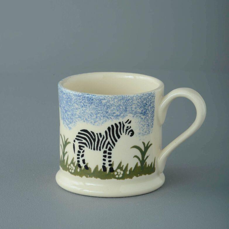 Mug Small Zebra