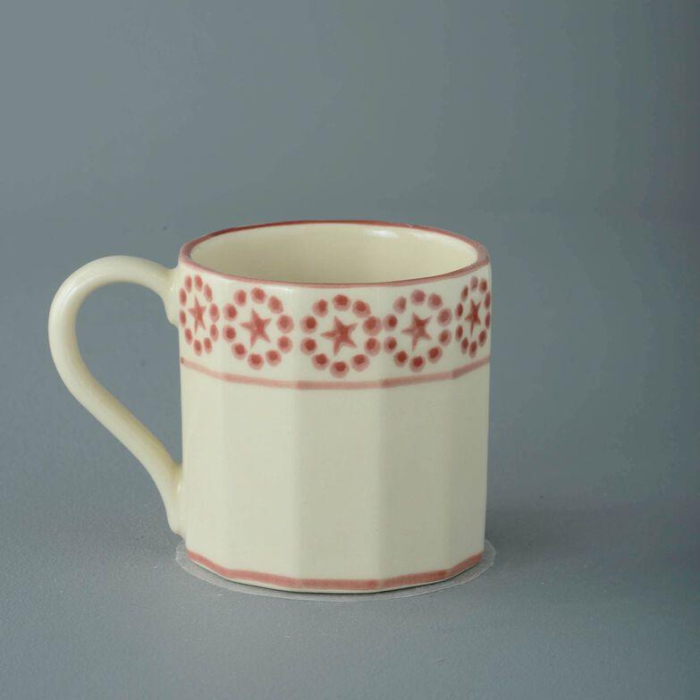 Dufort Mug Small Red Star
