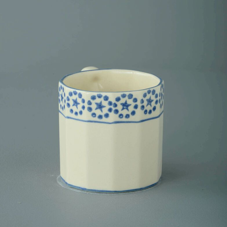 Dufort Mug Small Blue Star