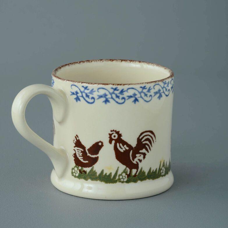 Mug Large Cock & Hen