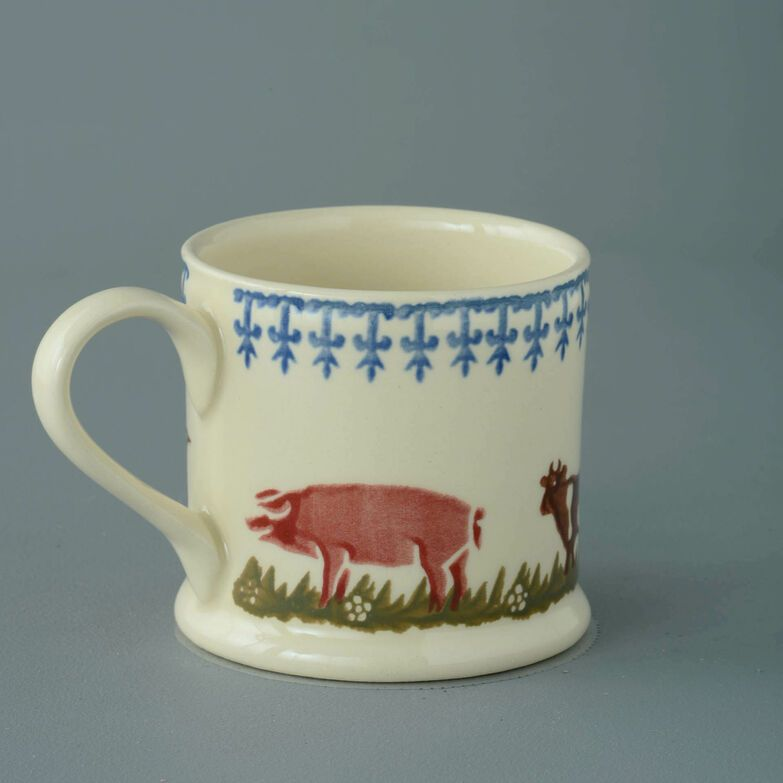 Mug Large Farm Animal