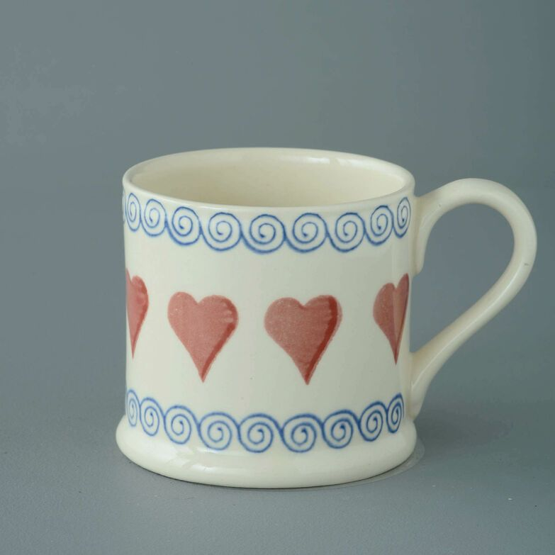 Mug Large Heart