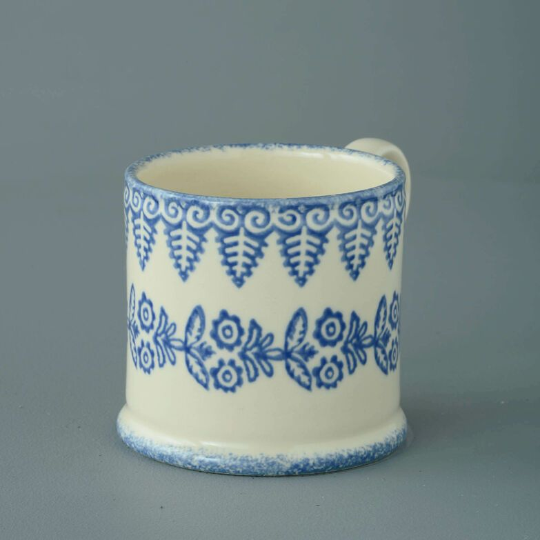 Mug Large Lacey Blue