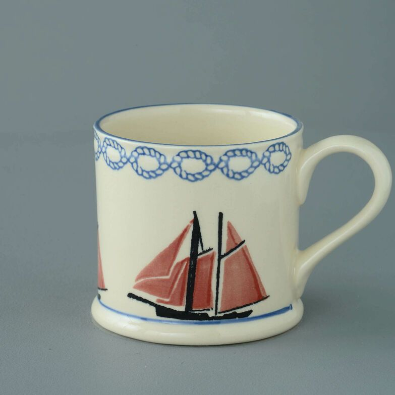 Mug Large Boat Sailing