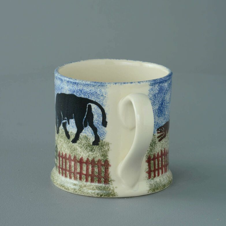 Mug Large Bull and Gate