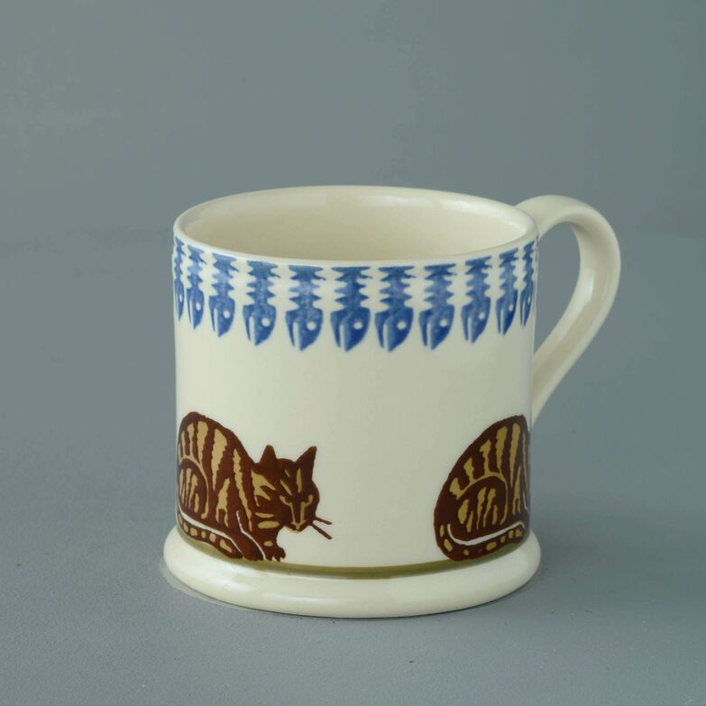 Mug Large Cat Tabby