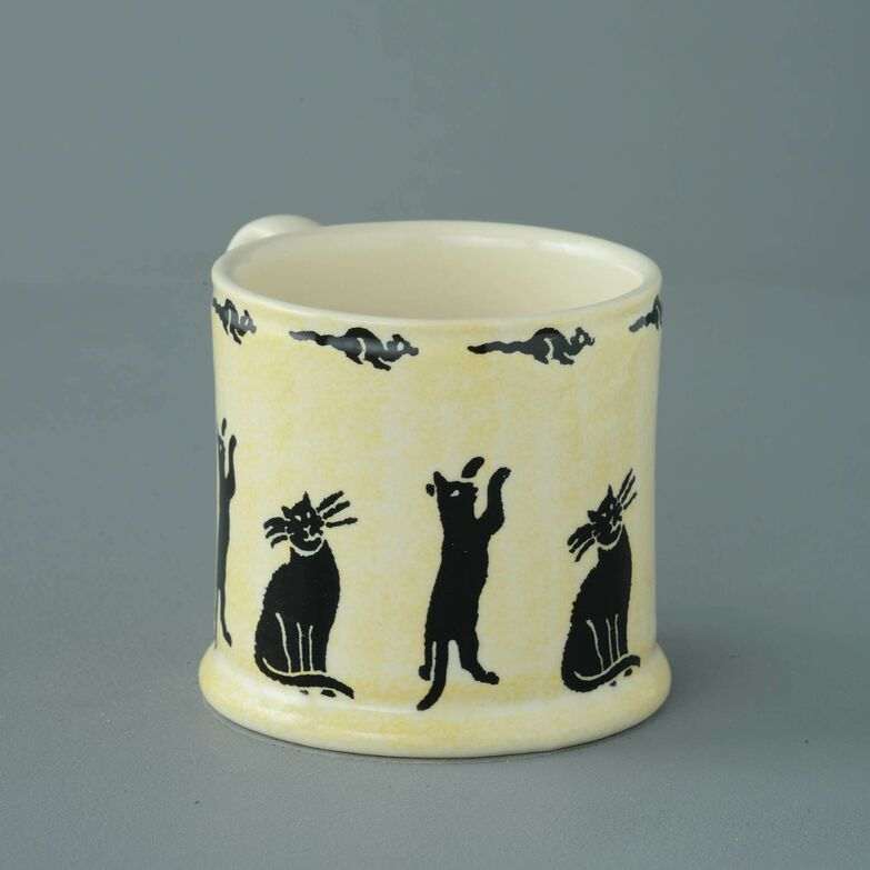 Mug Large Cat and Mouse