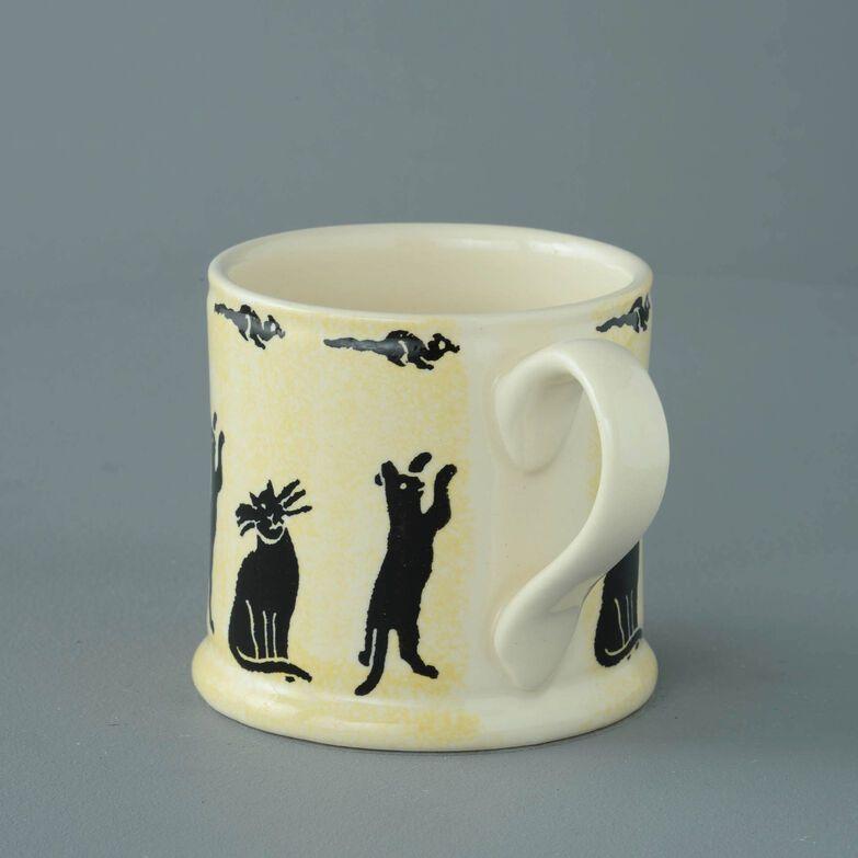 Mug Large Cat and Mouse
