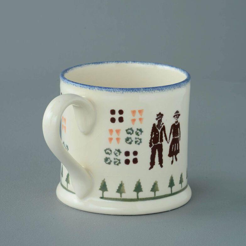 Mug Large Cottage Garden