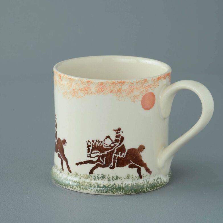 Mug Large Cowboy and Farrier