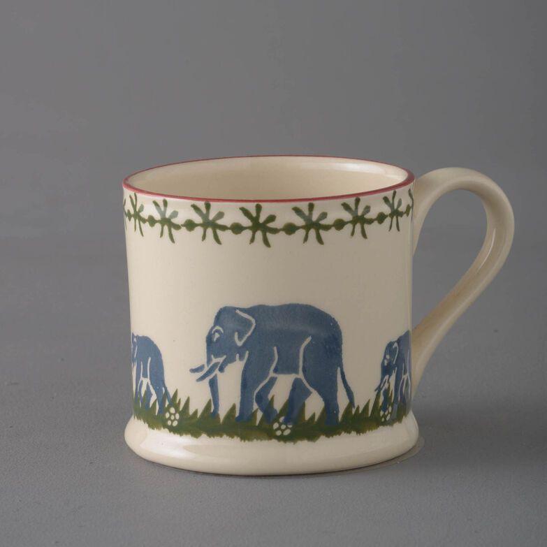 Mug Large Elephant Family