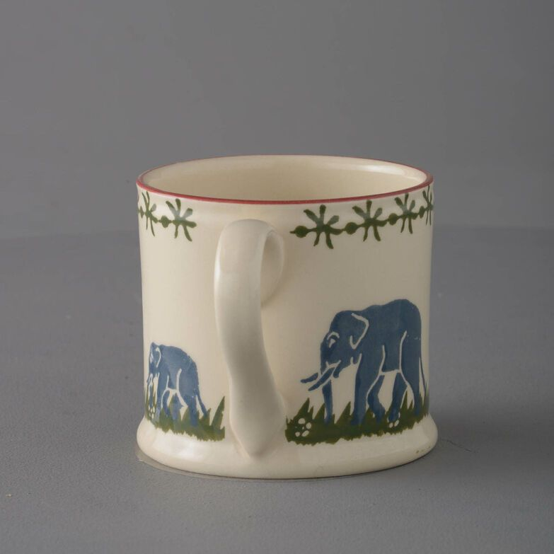 Mug Large Elephant Family