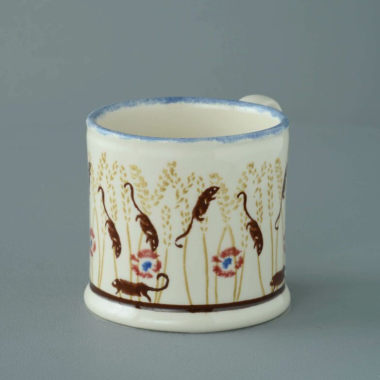 Mug Large Fieldmice Corn & Poppy