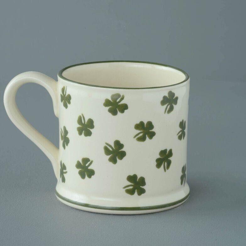 Mug Large Four leaf clover