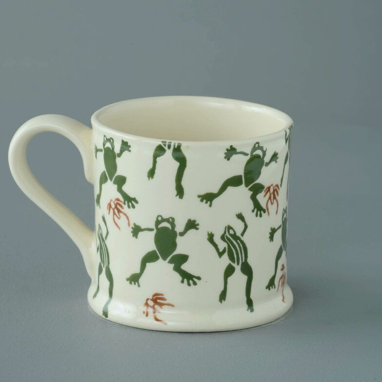 Mug Large Frog Insect & On Newt