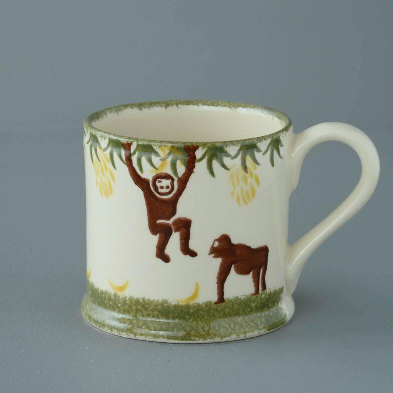 Mug Large Gorilla And Bananas