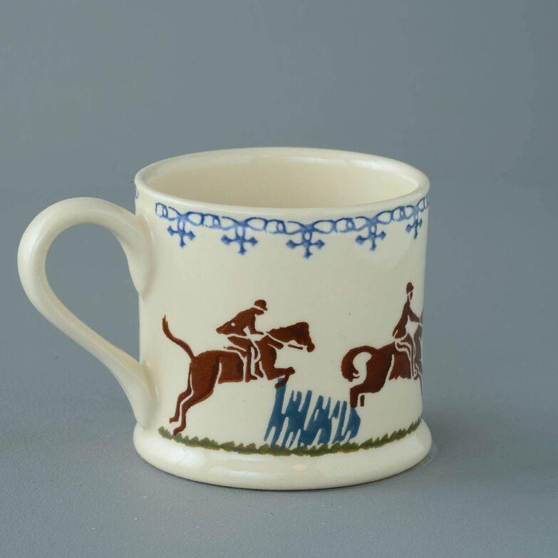 Mug Large Horse Leaping