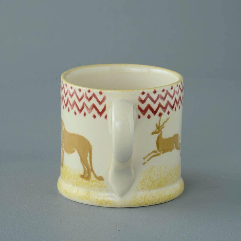 Mug Large Lion and Antelope