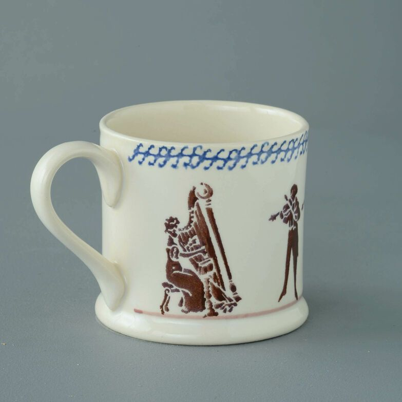 Mug Large Musician