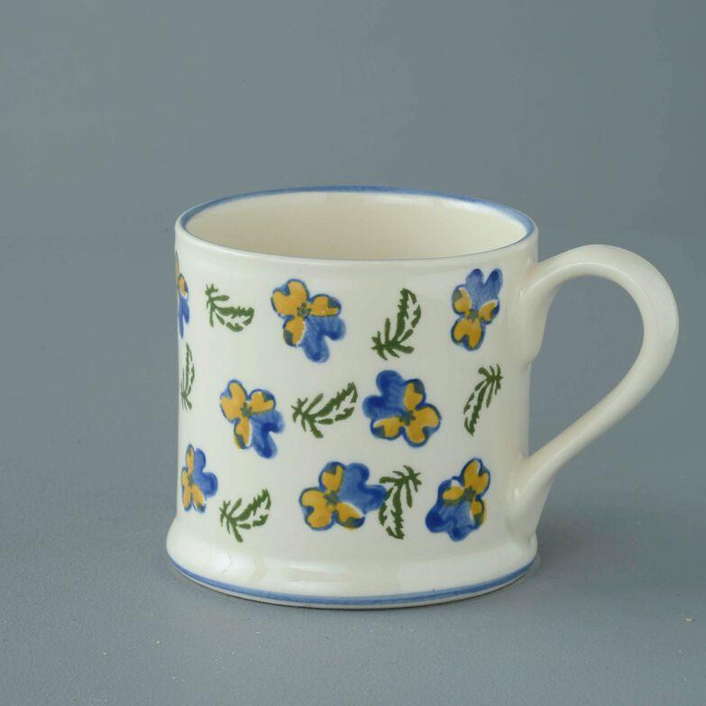 Mug Large Pansy