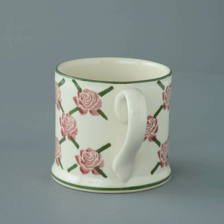 Mug Large Rose trellis