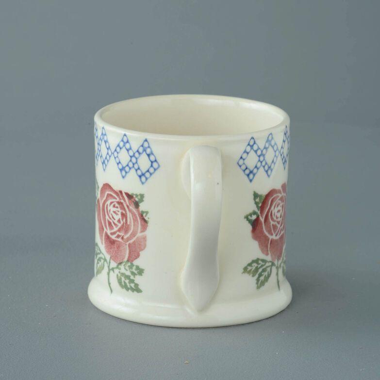 Mug Large Rose Tudor