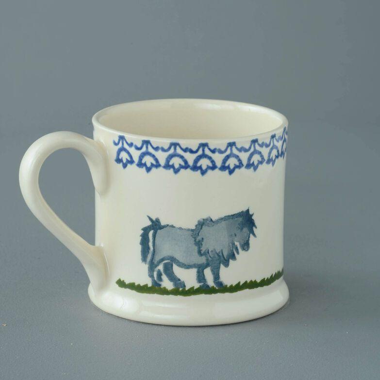 Mug Large Shetland Pony