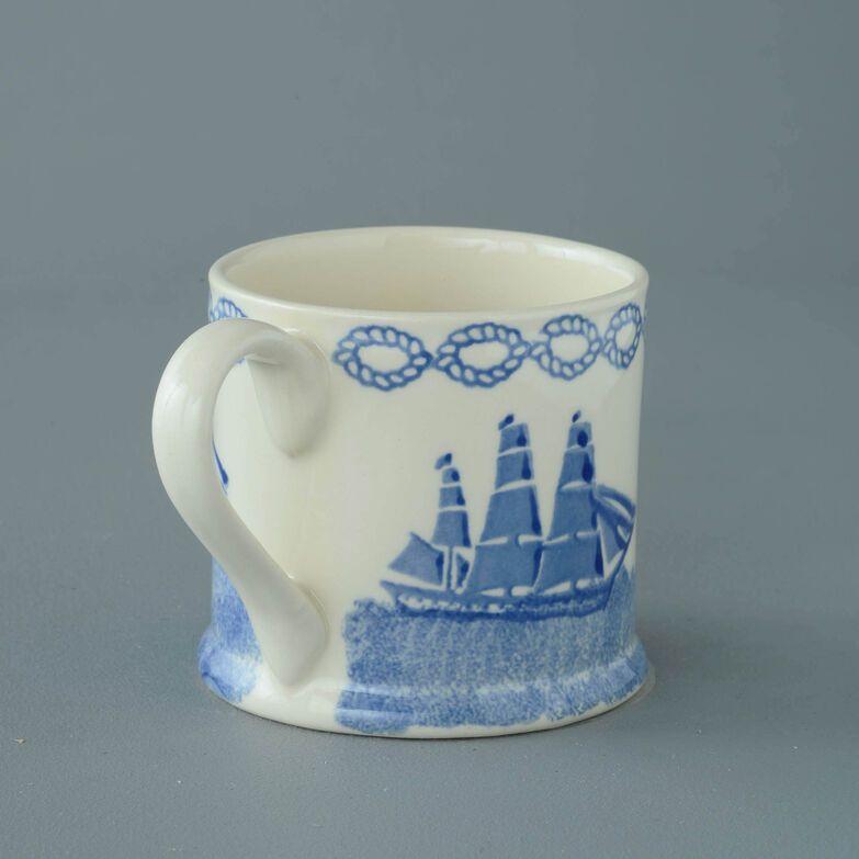 Mug Large Ship - Square Rig