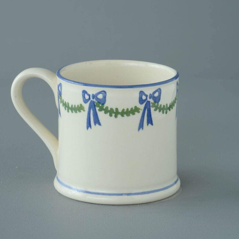 Mug Large Swags and Bows