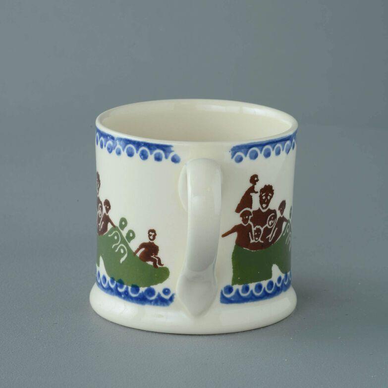 Mug Large Woman and Shoe