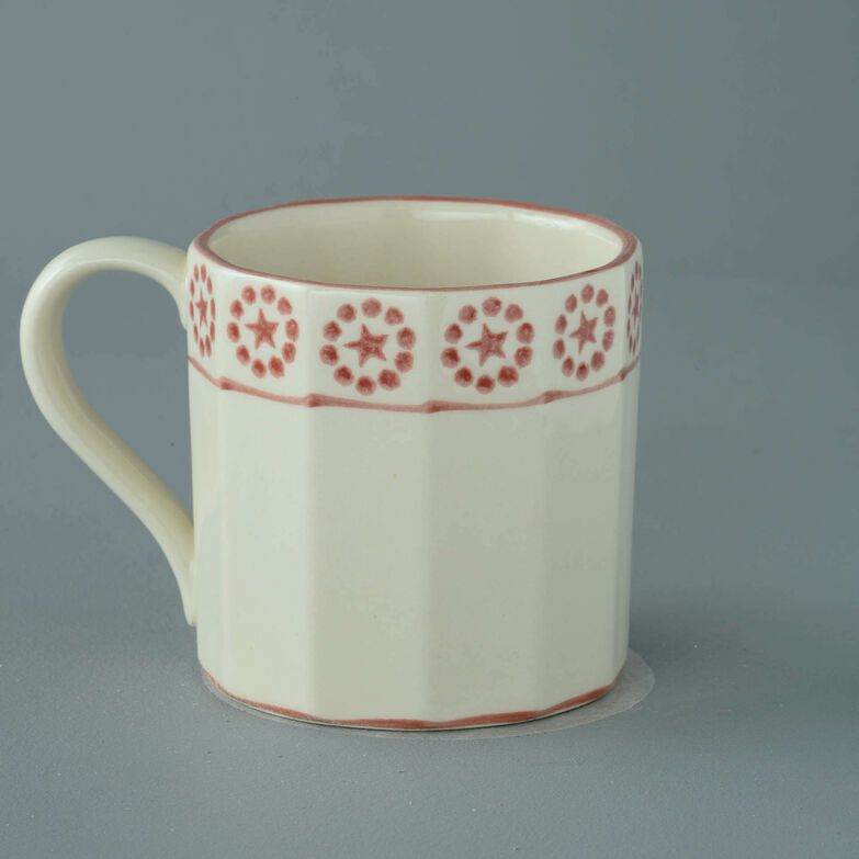 Dufort Mug Large Red Star