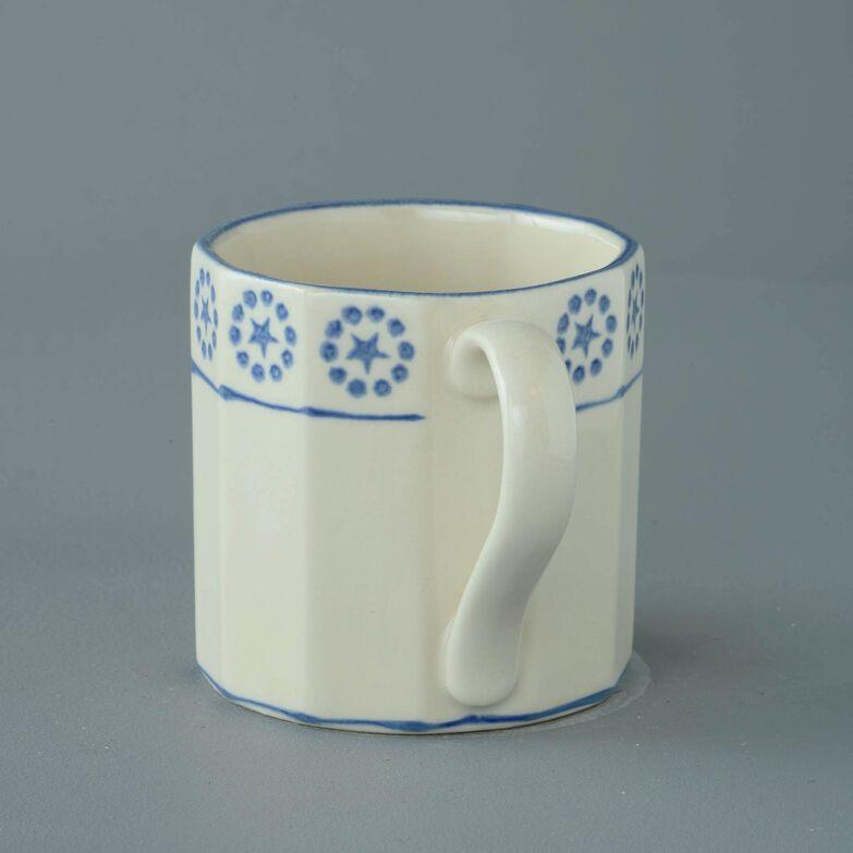 Dufort Mug Large Blue Star