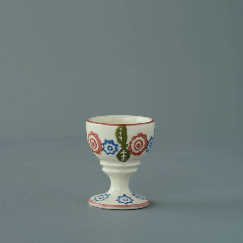 Egg Cup Small Victorian Floral