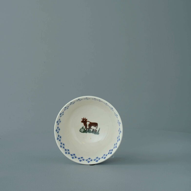 Bowl Small Cow