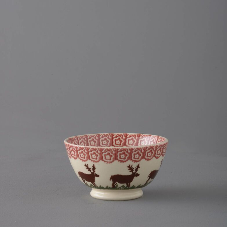 Bowl Small Reindeer