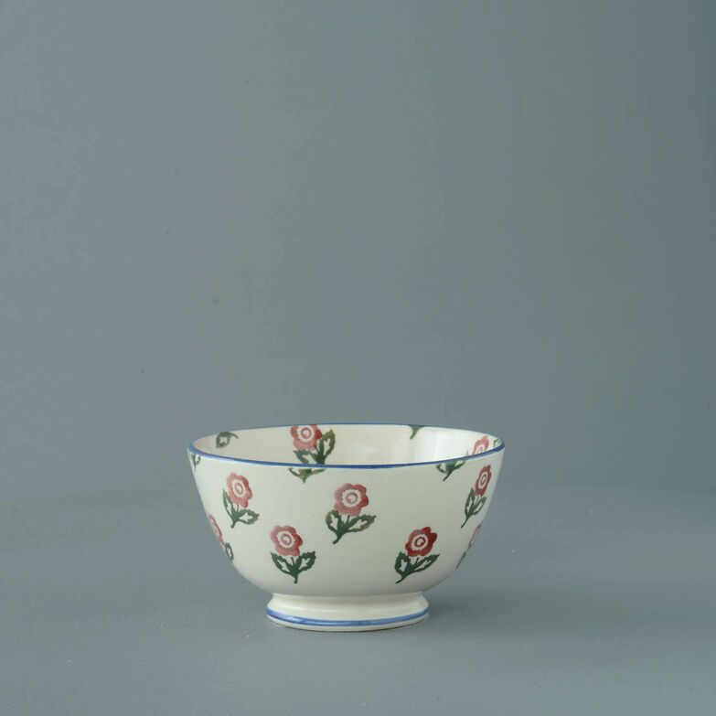 Bowl Small Scattered Rose