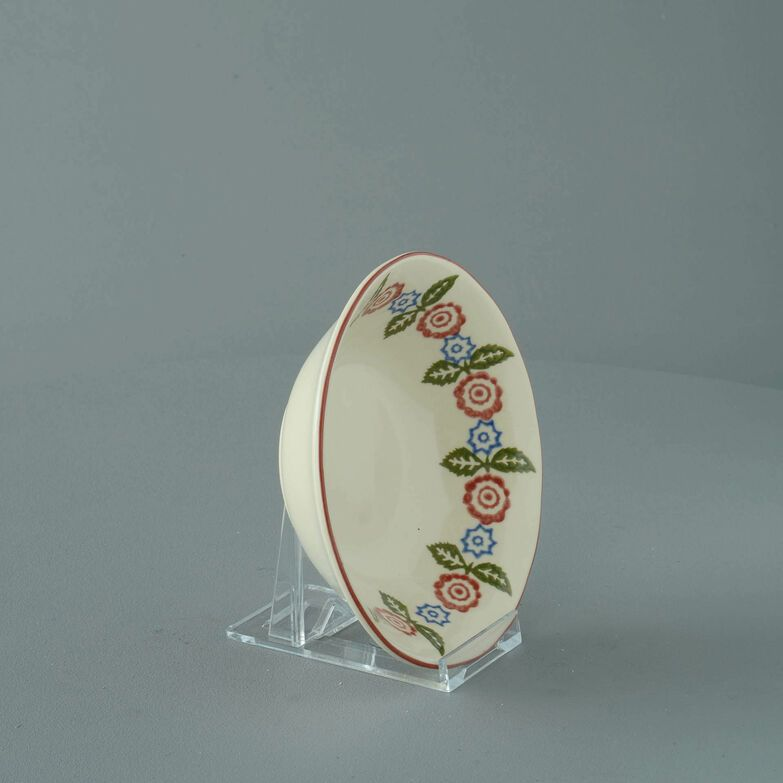 Bowl Baby Victorian Floral