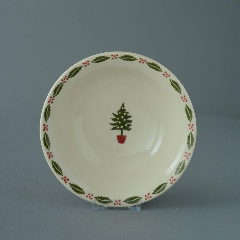 Bowl Porridge Size Christmas Tree