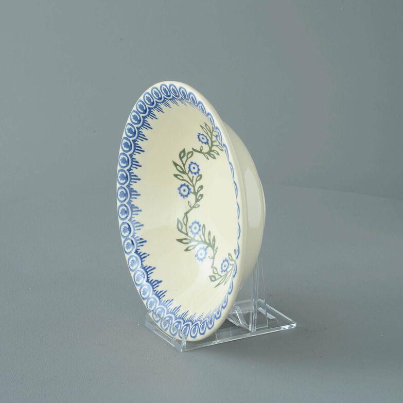 Bowl Porridge Size Floral Garland