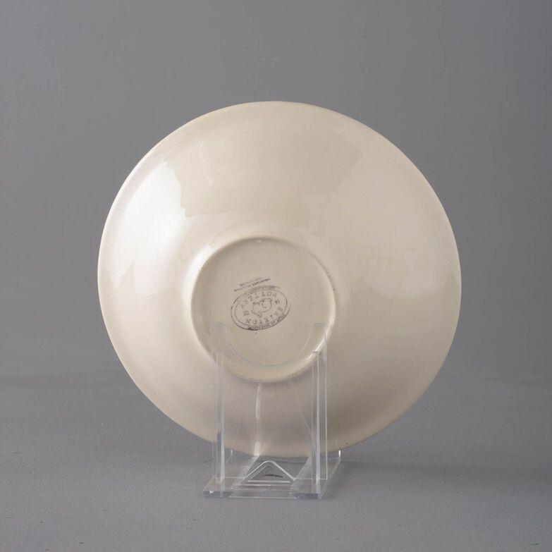 Bowl Porridge Size Geranium