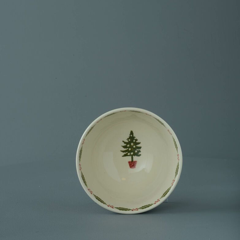 Bowl Cereal Size Christmas Tree