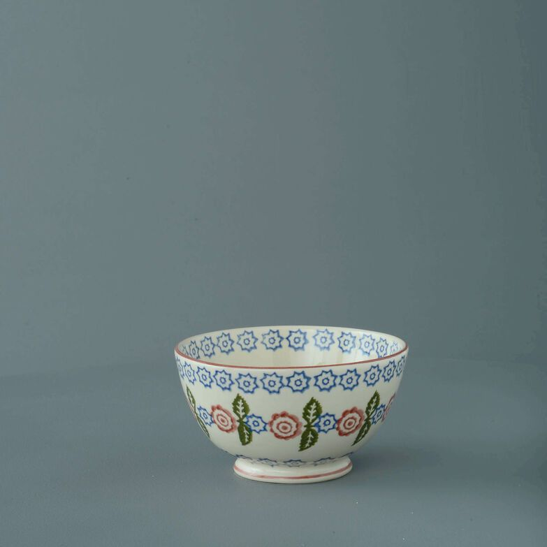 Bowl Cereal Size Victorian Floral