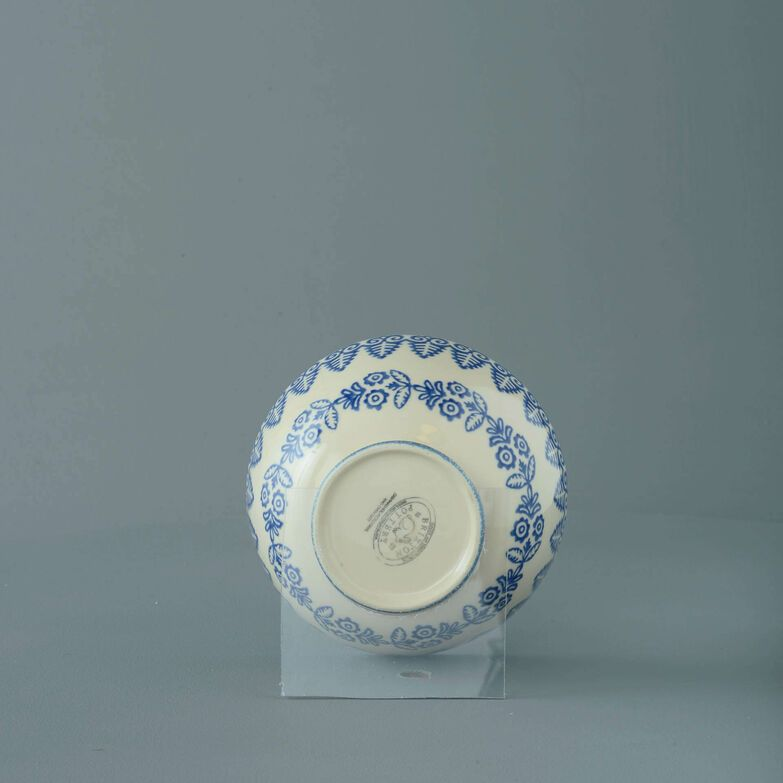 Bowl Cereal Size Lacey Blue