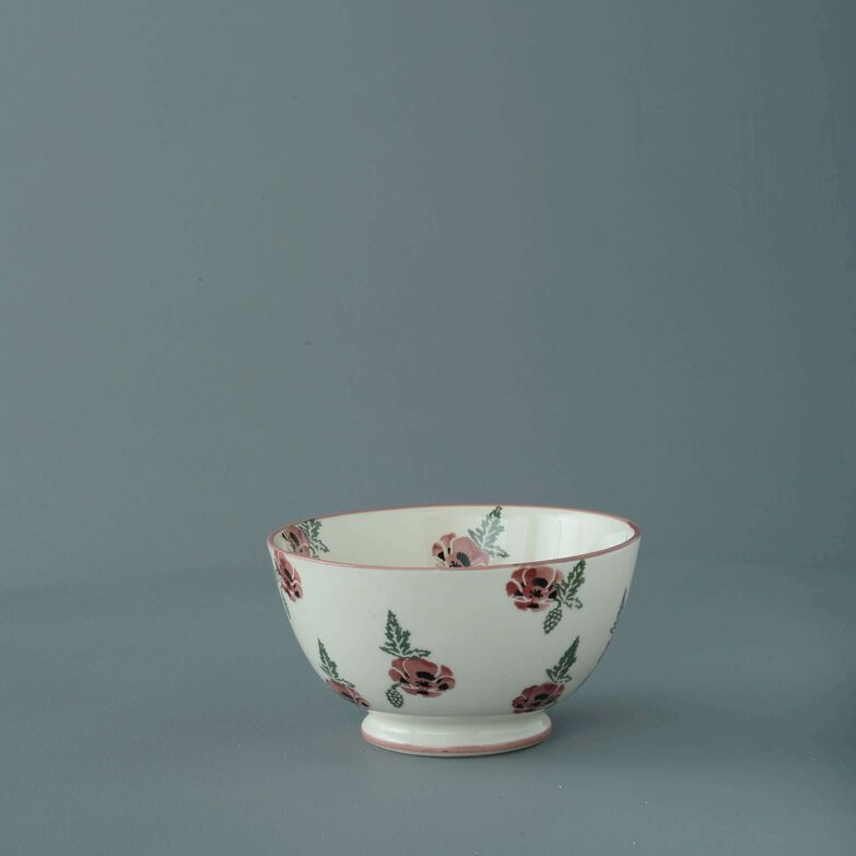 Bowl Cereal Size Poppy