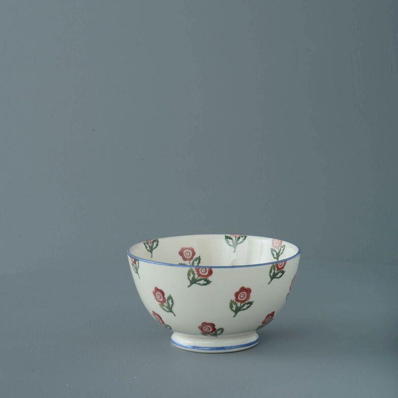 Bowl Cereal Size Scattered Rose