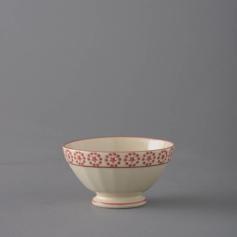 Bowl Small Red Star