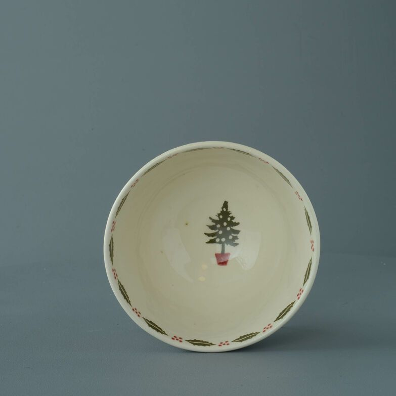 Bowl Soup Size Christmas Tree