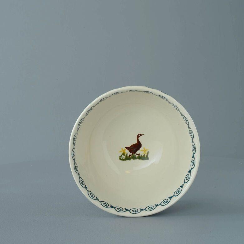 Bowl Soup Size Duck