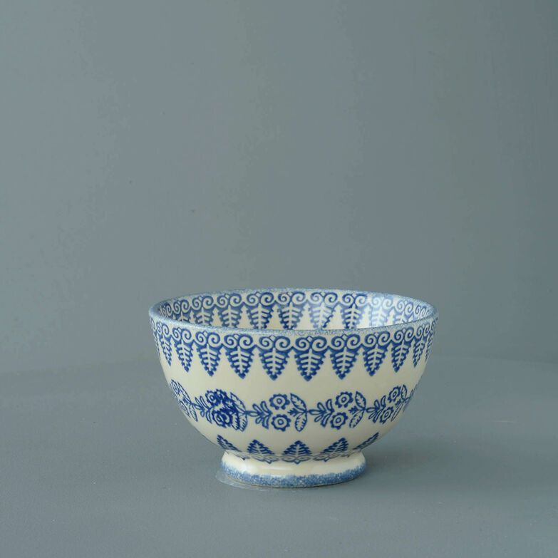 Bowl Soup Size Lacey Blue